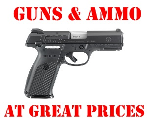Best value on guns and ammo
