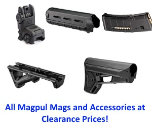 Best value on magpul products